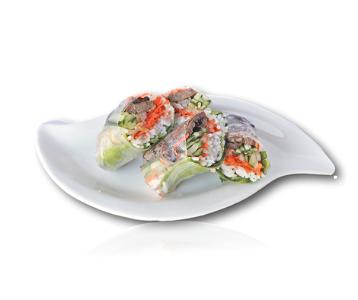 Foto Goi Cuon Bo Nuong | Salad Roll Grilled Beef